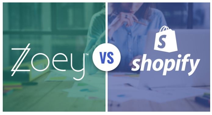 Zoey vs. Shopify