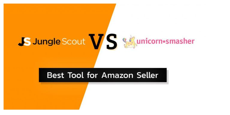 Unicorn Smasher vs. Jungle Scout – Best Tool for Amazon Seller