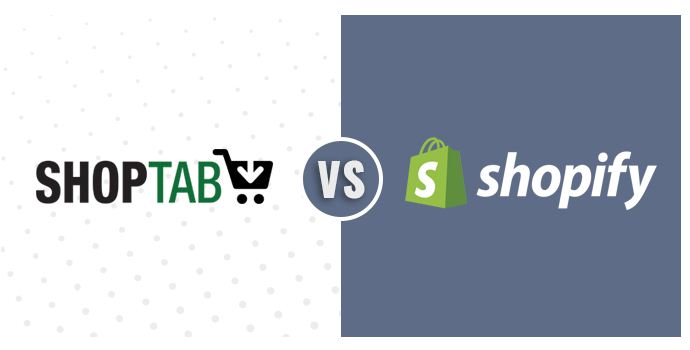 ShopTab vs. Shopify